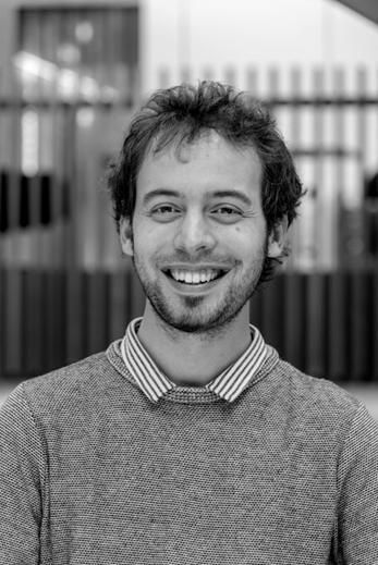Staff Profile – Meet former astrophysicist Frenchman, Corentin Schreiber